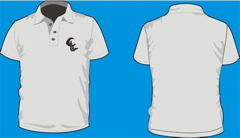 desain baju distro polos depan belakang 13 gambar desain kaos polos depan belakang terbaru