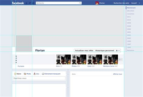 best photos of facebook timeline outline blank facebook