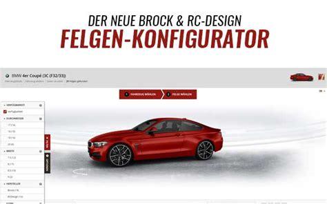 Rc Auto Konfigurator by Brock Alloy Wheels Deutschland Gmbh Felgen