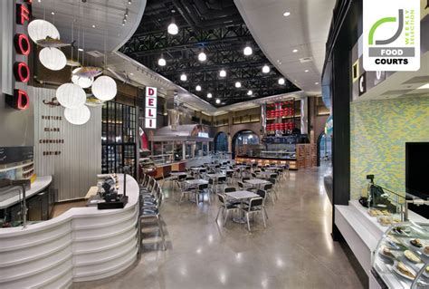 food court outlet design food courts food court mgm at foxwoods casino by chris