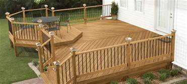 building a deck patio deck or porch home partners painting and carpentry