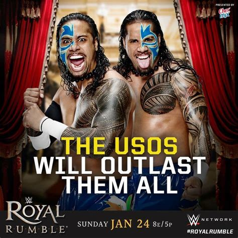 Outlasts Them All 2 royal rumble 2016 the usos will outlast them all
