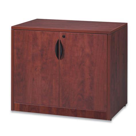 Locking Storage Cabinet by Storage Cabinet 36 Quot Locking Laminate Office Furniture Ez