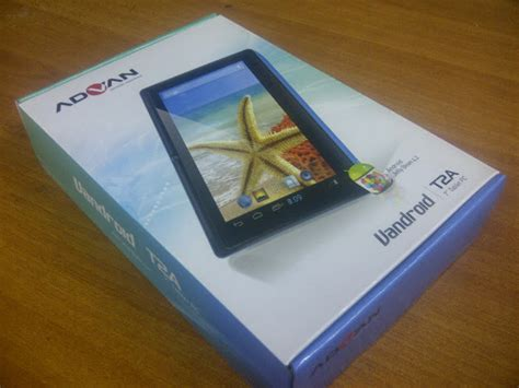 Advan T2a vandroid t2a advan tablet wifi only cellular
