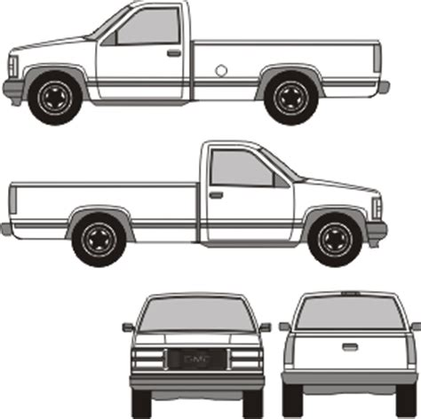 vehicle graphic templates mr clipart