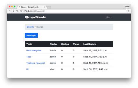 django test create test database for alias a complete beginner s guide to django part 5