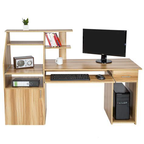 pc schublade computertisch pc tisch arbeitstisch schublade schreibtisch