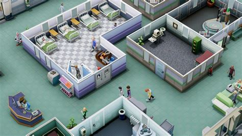 Theme Hospital Making Money | theme hospital successor two point hospital for pc gets