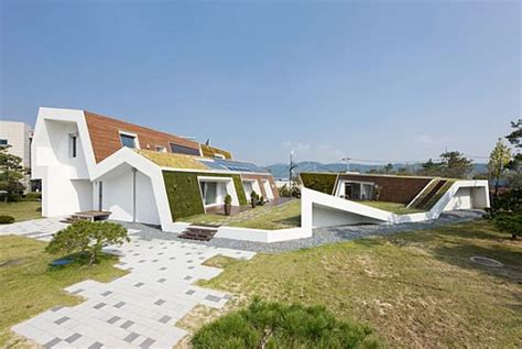 e unlimited home design ultimate eco home in south korea is a renewable energy