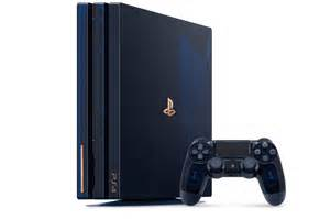 Ps4 500 Million by Une Ps4 Pro 233 Dition Limit 233 E Pour Les 500 Millions De Playstation