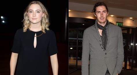 hozier dating are hozier and saoirse ronan secretly dating vip magazine