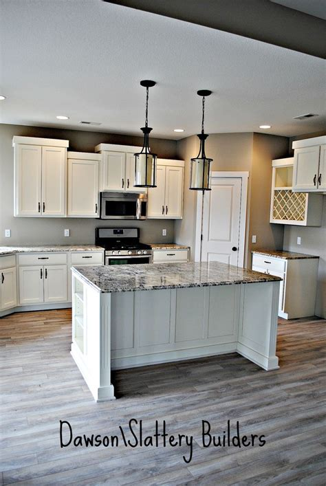 Open Concept Kitchen Cabinets by Open Concept Kitchen With Mission Style Cabinets Dawson