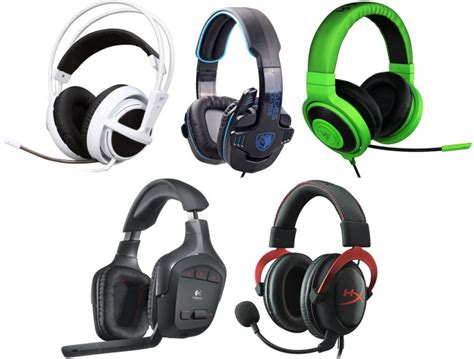 best headset gaming the best gaming headsets 100 the wire realm