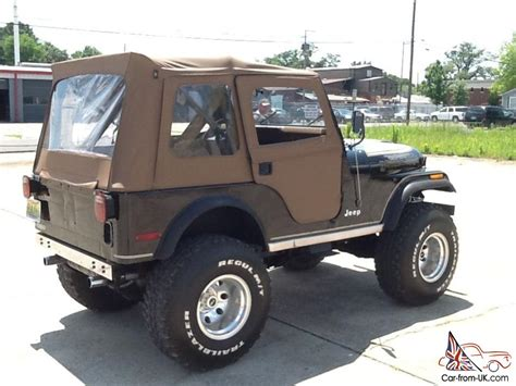 1980 Jeep Cj5 For Sale 1980 Jeep Cj5 Golden Eagle