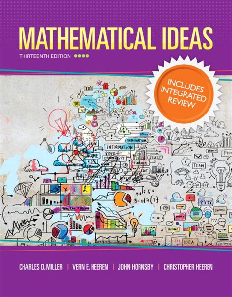 thinking mathematically plus new mylab math with pearson etext access card package 6th edition miller heeren hornsby heeren mathematical ideas with