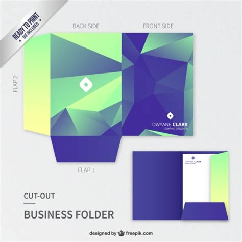 company folder template 15 free presentation folder mockup design templates