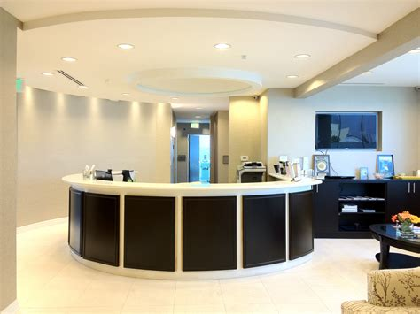 Office Front Desk Office La Skinaesthetics