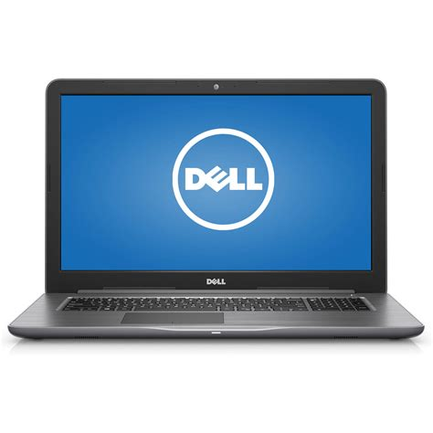 Laptop I7 Dell dell i5767 3649gry inspiron 17 3 laptop windows 10 home