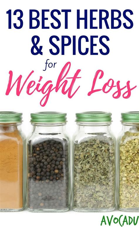 Herbs Spices Foods For Detox by Best 25 Weight Loss Herbs Ideas On Herbs For