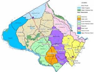 montgomery county map opinions on montgomery county maryland