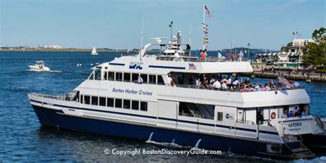 boat cruise boston boston fall foliage cruises 2018 specials and discounts