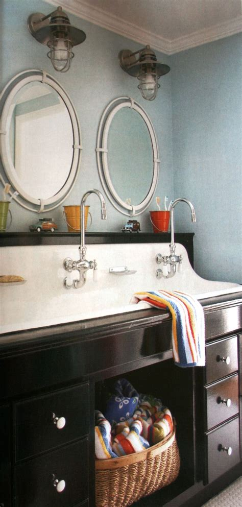 no hot water upstairs bathroom 25 best porthole mirror ideas on pinterest nautical