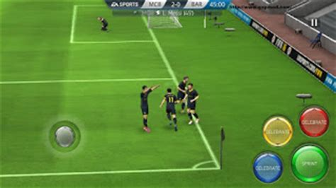 fifa 16 ultimate team v2.0 apk data android direct link