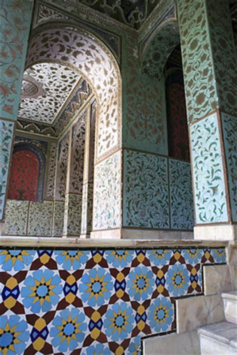 palais du golestan palais du jardin des fleurs