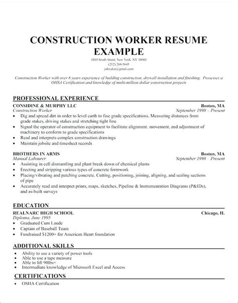 resume structure examples letters free sample letters