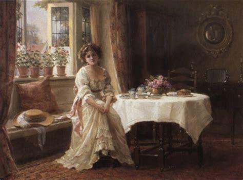 afternoon tea by sydney percy kendrick on artnet