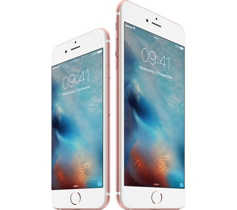 buy apple iphone 6s 128 gb gold free delivery currys