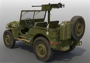 Jeep Army Willys U S Army Jeep Rod Deweese 3d Vehicle