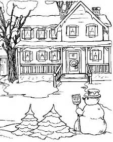Coloring page christmas snowman coloring pages 31
