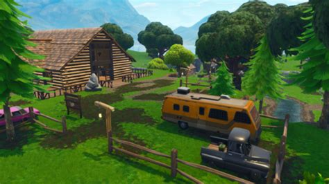lonely lodge fortnite wiki