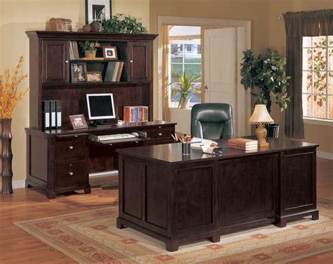 metro home office executive desk set  credenza office furniture home office furniture desks