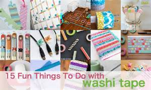 things to do with washi 15 fun things to do with washi tape toronto ottawa