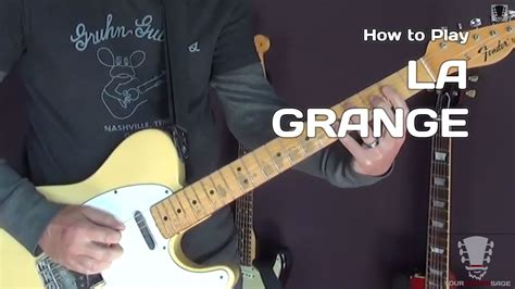 How To Play La Grange by How To Play La Grange By Zz Top Guitar Lesson