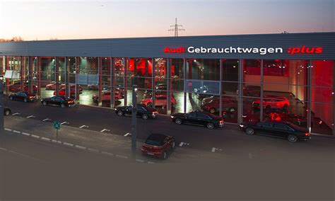 Audi Gw Plus by Audi Gebrauchtwagen Plus Zentrum M 252 Nchen
