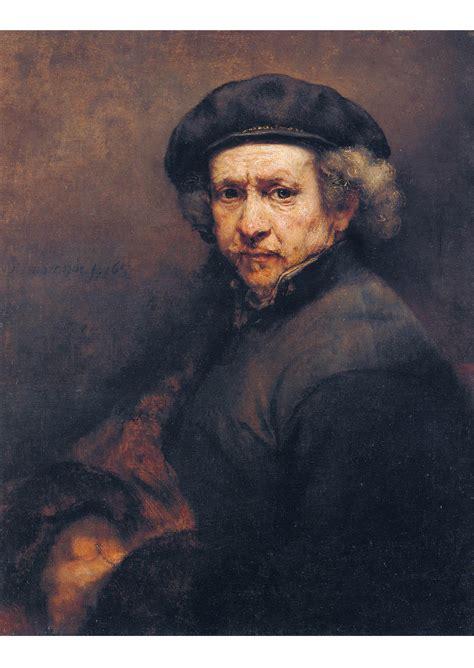 image rembrandt  portrait  printable images