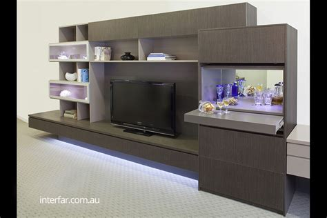Using Kitchen Cabinets For Home Office by Custom Wall Units Interfar Custom Furniture Interfar