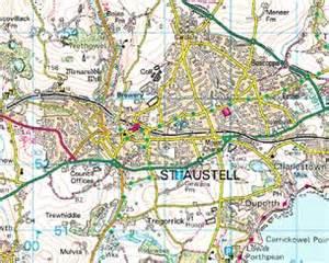 austell map domesday reloaded transport hoppas st austell