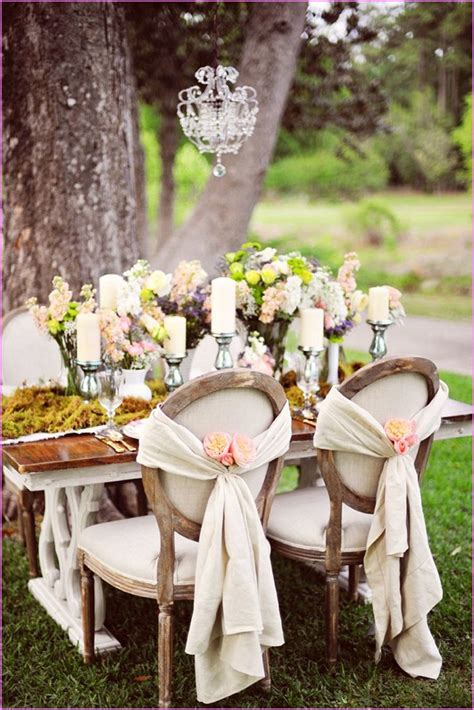shabby chic wedding table decorations shabby chic wedding ideas temple square