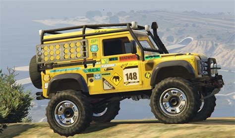 land rover defender corto land rover defender 90 add on replace gta5 mods