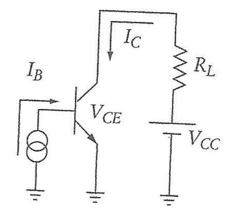 a bipolar transistor is connected to a resistive load part a a bipolar transistor is connected to a resi chegg