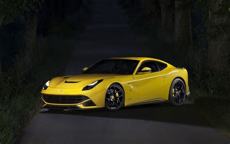 novitec rosso ferrari fberlinetta wallpaper hd car