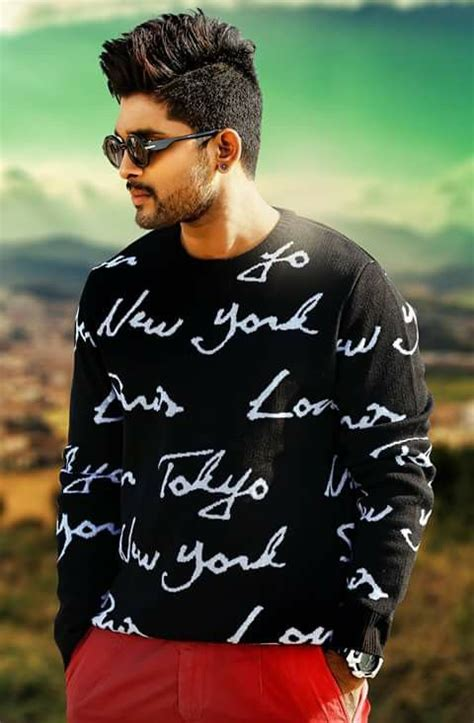 allu arjun hairstyle 2016 allu arjun hair style photos in sarrainodu movie