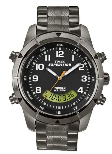 low price timex s t49826 expedition rugged chronograph