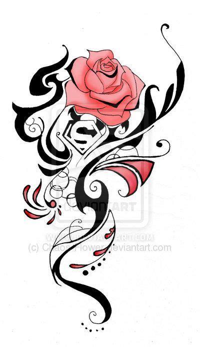 tribal rose vine tattoos tribal designs iluvflowers tattoos