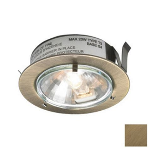 dals lighting hardwired puck led shop dals lighting 2 625 in hardwired in cabinet halogen puck light at lowes