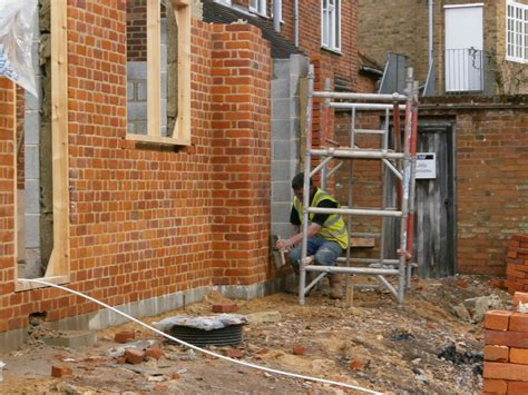 home building blog london house build 105 emc builders leicester blog